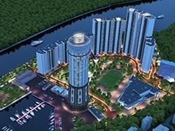 Квартиры в ЖК «Маяк» Панорамные виды на набережную со
